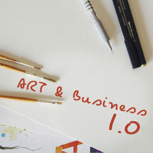 Art Start Art & Business Online Kurzus